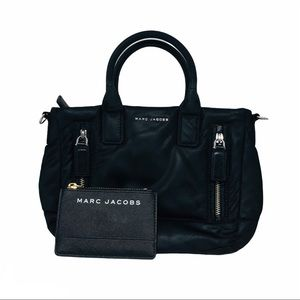 Marc Jacobs Small Mallorca East/West Tote & Wallet